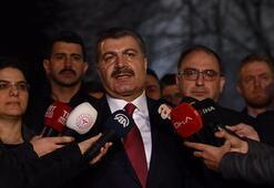 İrandan gelen Türklere karantina Pozitif çıkan hastamız yok