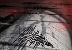 Deprem mi oldu AFAD 26 Şubat son depremler listesi Malatyada yaşanan deprem 5 ilde hissedildi