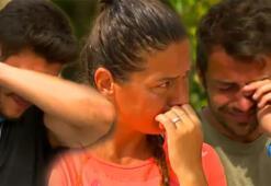 Survivorda duygu dolu anlar Survivorda kim elendi İşte adaya veda eden isim...