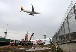 Pegasus uçağının pistten çıkmasının ardından şoke eden iddia
