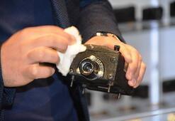 Bu müzede yüzlerce fotoğraf makinesi sergileniyor