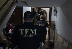 Son dakika haberleri:  Ankarada terör örgütüne operasyon Gözaltılar var