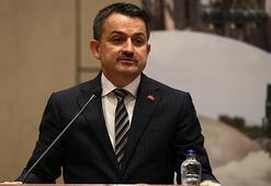 Bakan Pakdemirli: 1231 projeye 310 milyon lira hibe sağlanacak