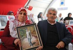 HDP önündeki eylemde 177nci gün Aile sayısı 99 oldu