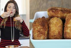Peynirli çıtır patates kroket nasıl yapılır - Patates köftesi tarifi