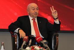 Nihat Özdemir: İzmir'e bir milli maç vermek istiyoruz