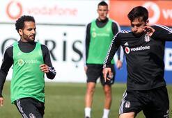 Beşiktaşta, Alanyaspor maçı hazırlıkları sürüyor