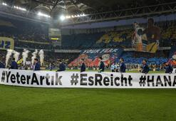 Son dakika | Fenerbahçeden pankart açıklaması