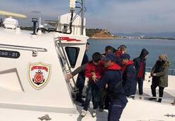 Didimde 58 göçmen kaçak yakalandı