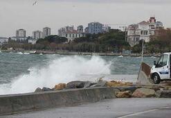 İstanbul için lodos fırtınası uyarısı yapıldı