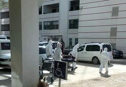 Kastamonuda 2 kişi tedbir amacıyla hastanede izolasyon odasına alındı