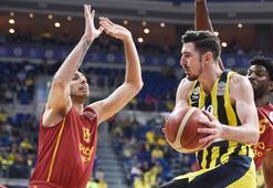 Fenerbahçe Beko - Galatasaray Doğa Sigorta: 75-80