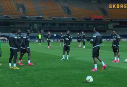 Sporting Lizbon, Medipol Başakşehir maçı hazırlıklarını tamamladı