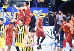 Galatasaray 4 günde Fenerbahçenin serilerini bitirdi
