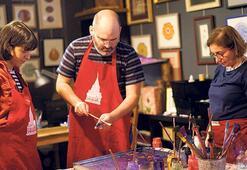 Misafir sanatçılar zanaatkarlardân ilham aldı: Geleneksel üretime güncel bir bakış