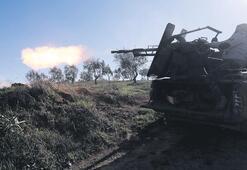 M5 otoyolu kesildi Muhaliflerden Serakib'e kuşatma