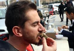 Yiyen unutamıyor Fıstık kebabı...