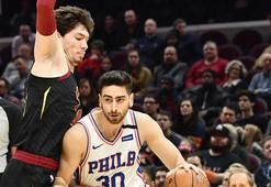 NBAdeki Türk derbisinde Cedi güldü
