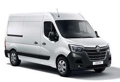 Yeni Renault Master Türkiyeye geliyor