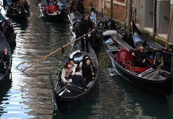 Venedikte turizme koronavirüs darbesi