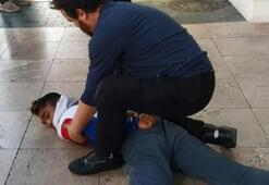 Çıplak görüntüyle şantaja 3 tutuklama