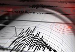Son dakika Akdenizde deprem fırtınası...