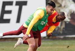 Galatasarayda Gençlerbirliği hazırlıkları devam ediyor