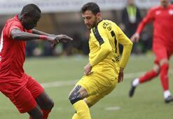 Keçiörengücü-İstanbulspor: 0-0