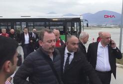 Beşiktaş, Antalyaya geldi