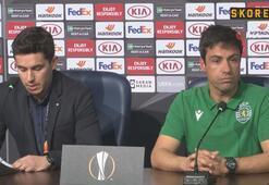 Emanuel Ferro: İki maça baktığımız zaman hak eden takım bizdik