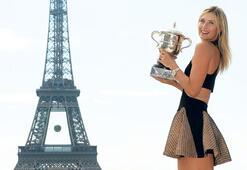 Sharapova başlı başına bir markaydı