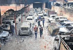 Hindistan yangın yeri
