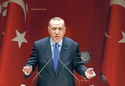 Cumhurbaşkanı  Erdoğan'dan İdlib açıklaması: Bizi taciz edenin tepesine bineriz