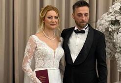 Oyuncu Hakan Yufkacıgil ile Duygu Yürükçe evlendi