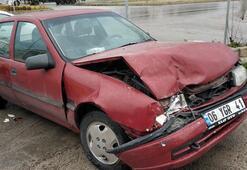 Samsunda feci kaza Çok sayıda yaralı var