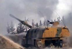 İşte rejim hedeflerinin vurulduğu yeni görüntüler