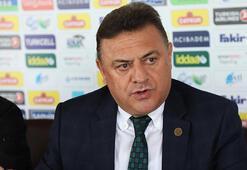 Çaykur Rizespor Başkanı Hasan Kartal: Karadeniz derbisinin centilmence olacağına inanıyorum