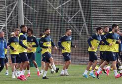 Fenerbahçe, Antalyaspor maçı hazırlıklarını tamamladı