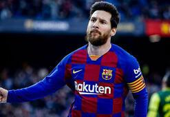 El Clasico öncesi Messiye bir de böyle bakın...
