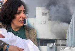 KKTC'de hastanede yangın 2 kişi öldü