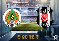 Alanyaspor Beşiktaş (CANLI)