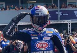 Toprak Razgatlıoğlu, Avustralyada sezonu birincilikle açtı