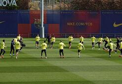 Barcelonada El Clasico hazırlıkları