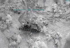 MSB paylaştı Rejim hedefleri böyle vuruldu