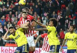 Fraport TAV Antalyaspor-Fenerbahçe: 2-2