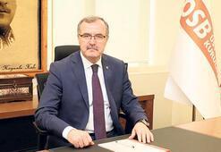 OSB'lere Türk  bayrağı çağrısı