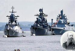 Türk askerine saldırı sonrası Rusyadan dikkat çeken hamle Fırkateynlerle mesaj...