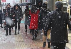 Meteoroloji uyardı Buzlanma ve çığa dikkat