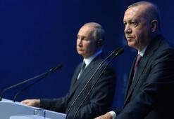 Son dakika... Cumhurbaşkanı Erdoğan ve Putinin görüşeceği tarih belli oldu