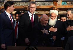 ABD ve Afganistan ortak bildiri yayınladı